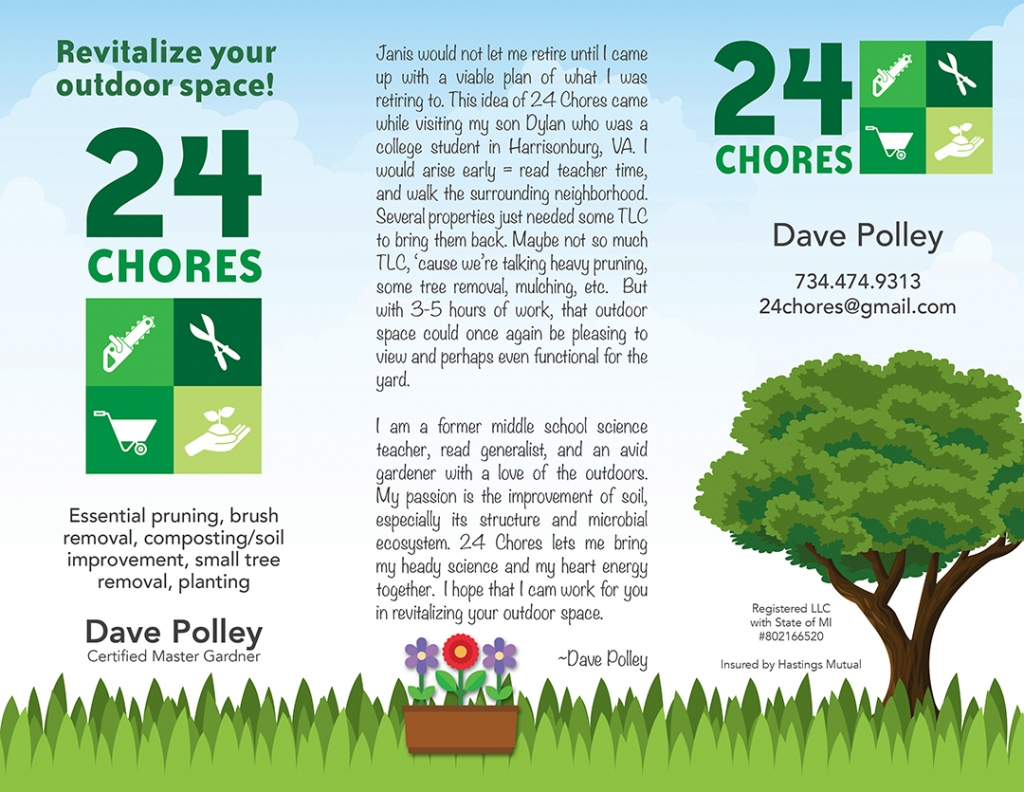 24 Chores Trifold 2018 - 1
